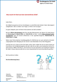 20180213 Elternbrief Beratertag